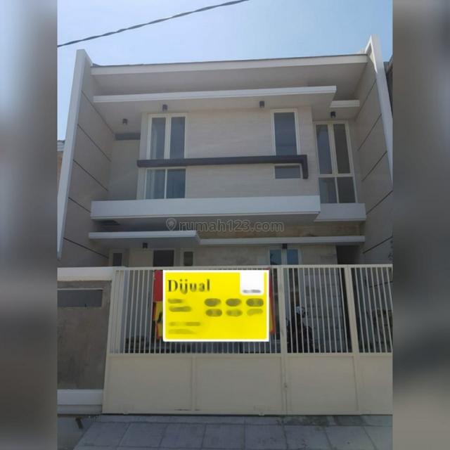 Rumah New Sutorejo Selatan dekat Giant Mulyosari Surabaya Timur, Sutorejo, Surabaya