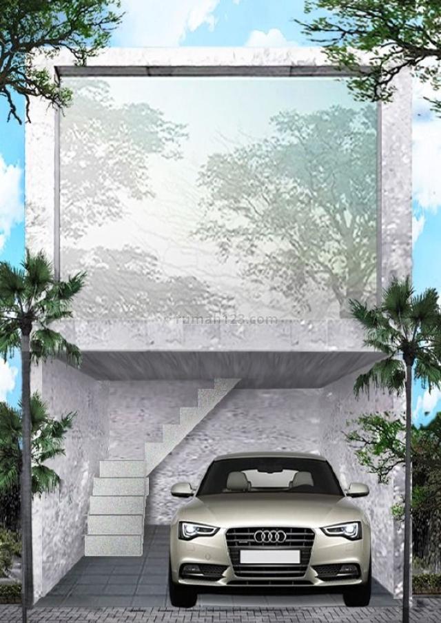 Rumah Baru Gress Sidosermo  - Xytna, Strategis, Wonocolo, Surabaya