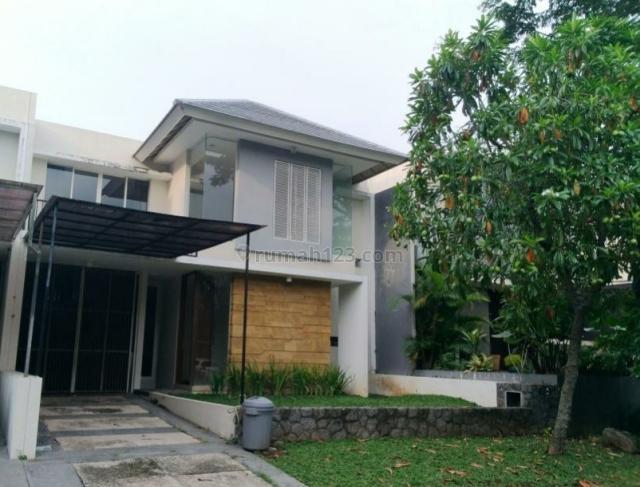 Rumah Citraland Golf Avenue Surabaya Type Favorit Lokasi Ciamik Strategis, Citraland, Surabaya