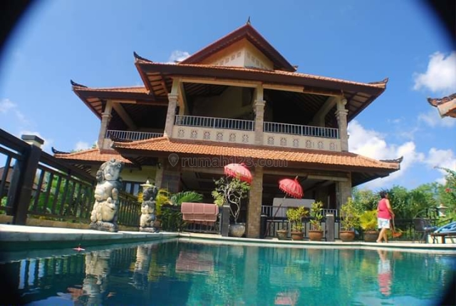 Villa cantik menarik harga murah di ungasan kuta selatan badung bali, Ungasan, Badung
