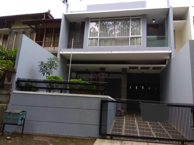Rumah Nyaman Asri Strategis Bebas Banjir di Setiabudi Gegerkalong Sarijadi Bandung, Pondok Hijau, Bandung