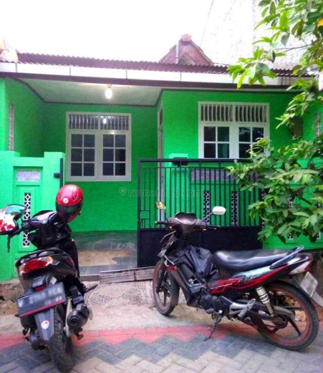Rumah ijo  60m2 full renovasi siap huni di bekasi timur regency, Cimuning, Bekasi