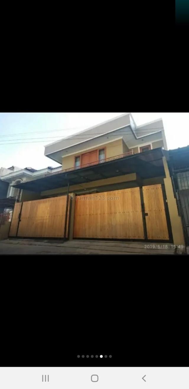 RUMAH KOMPLEK GADING GRIYA RESIDENCE/LESTARI UKU 9X18 BAGUS LOKASI STARTEGIS 2 1.4 LANTAI HADAP TIMUR HARGA BAGUS JARANG ADA., Kelapa Gading, Jakarta Utara