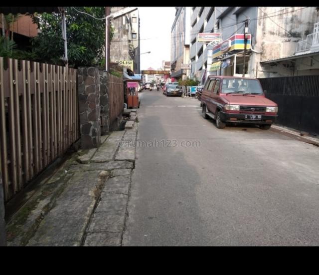 Rumah lama di pusat kota, Gardu Jati, Bandung