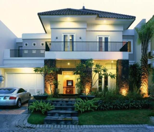 Rumah di Palm Hill Citraland, Strategis, Sambikerep, Surabaya