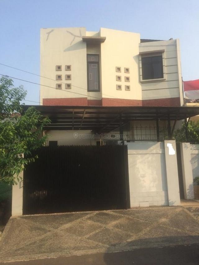 RUMAH SUNTER PERMAI JAYA  9 x 20 2 LT SIAP HUNI, Sunter, Jakarta Utara