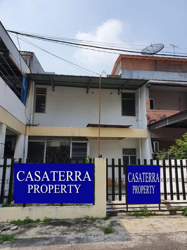 Rumah tua 6 x 15,5 2LT Sunter Agung Jakarta Utara, Sunter, Jakarta Utara