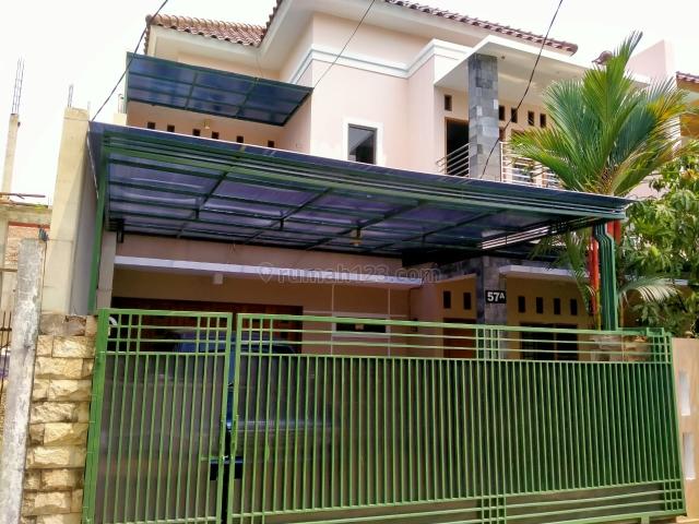 Rumah Mewah 2 lantai murah strategis best area jagakarsa, Jagakarsa, Jakarta Selatan
