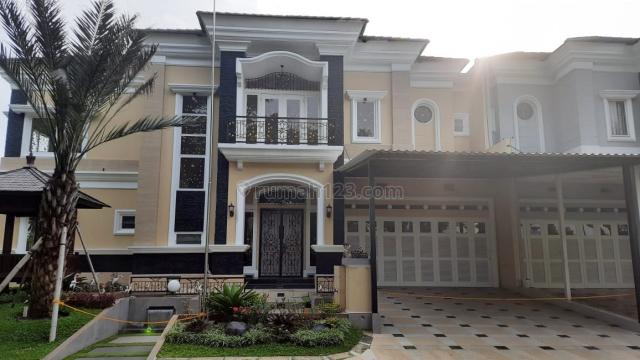 Rumah Mewah Cluster Emerald @Pondok Hijau Golf, Gading Serpong, Kelapa Gading, Jakarta Utara