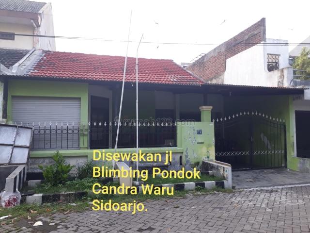 Rumah Jl. Belimbing Waru Sidoarjo, Waru, Sidoarjo