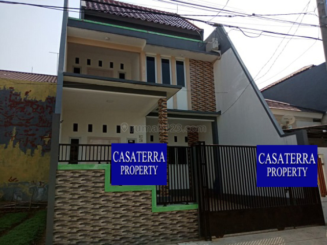 HARGA MENARIK RUMAH BARU  KOMPLEK GADING IMPERIAL UKU 7X15 RAPI ADA KITCHEN SET TINGGAL MASUK TINGGI JALAN HADAP SELATAN 2 LANTAI BAGUS JARANG ADA TINGGAL MASUK, Kelapa Gading, Jakarta Utara