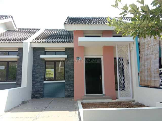 Rumah Cluster Harapan Mulya, Medan Satria, Bekasi