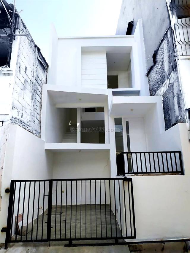 PADEMANGAN - RUMAH 4X12 MINIMALIS BERKONSEP SOHO || HUB: AFFAN 081249772323, Pademangan, Jakarta Utara