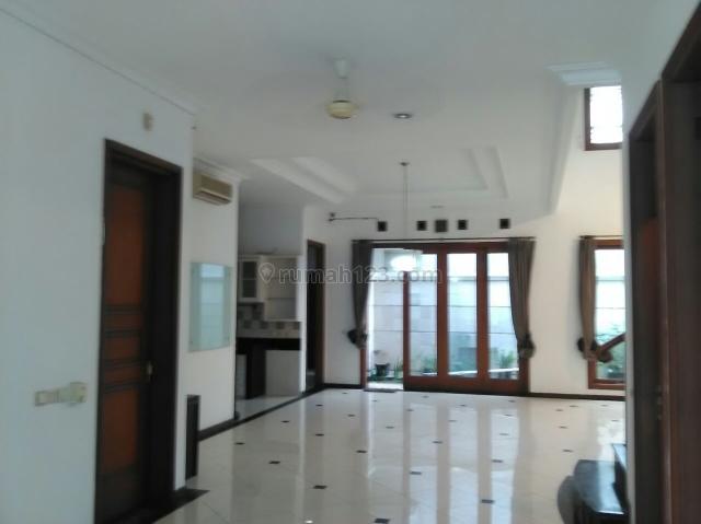 Rumah keren bisa kantor di kebayoran baru, Kebayoran Baru, Jakarta Selatan
