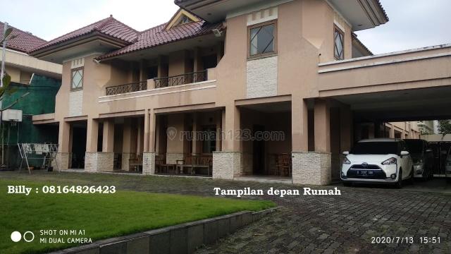 Nyaman dan Asri lingkungan dilokasi terbaik di Bintaro Jaya, Bintaro, Jakarta Selatan