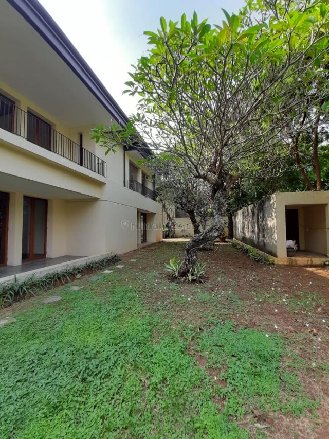 Rumah di brawijaya - kebayoran baru, Kebayoran Baru, Jakarta Selatan