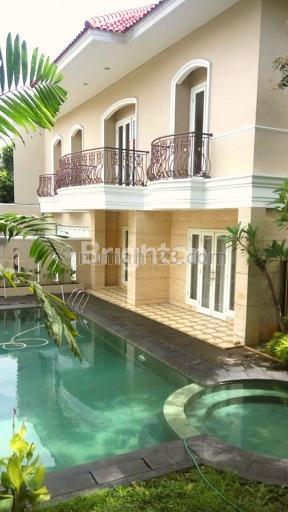 Rumah mewah pondok indah full furnish, Pondok Indah, Jakarta Selatan