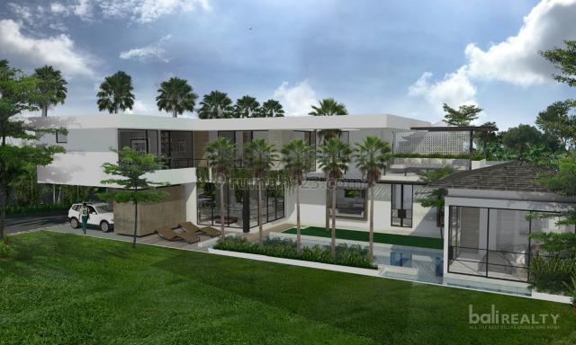 Chic Modern Luxury Villa @ Canggu / Pererenan - Freehold - 1952 P, Pererenan, Badung