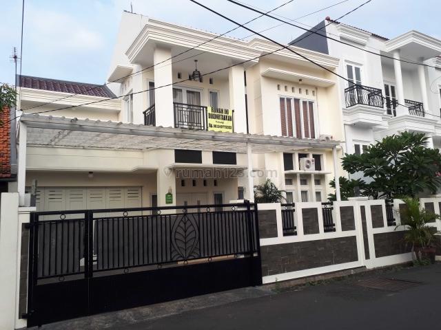 KEMANGGISAN - RUMAH 12X16 SF WORTH IT! || HUB: AFFAN 081249772323, Kemanggisan, Jakarta Barat