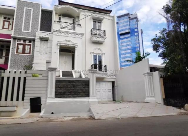 Rumah Minimalis Baru, Tebet, Jakarta Selatan