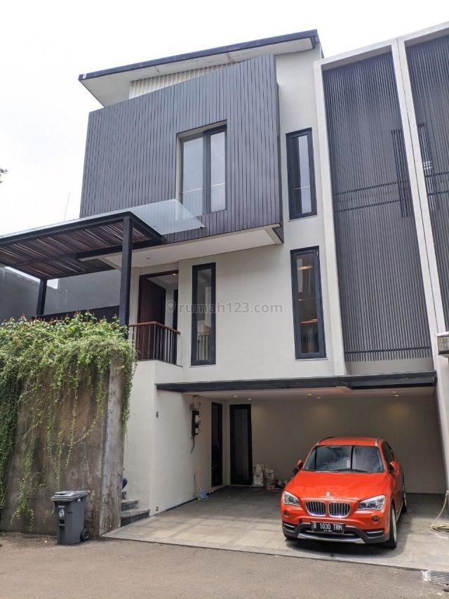 Rumah Mewah Private Pool Lokasi Strategis Cilandak Jakarta Selatan, Cilandak, Jakarta Selatan