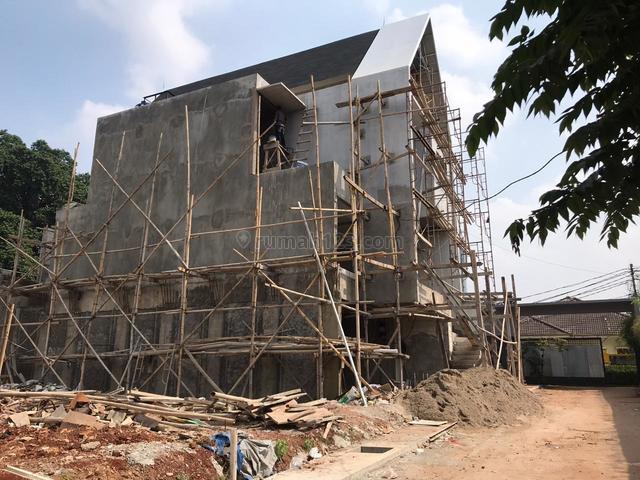 Rumah Baru Dalam Townhouse di Kemang, Jakarta Selatan, Kemang, Jakarta Selatan