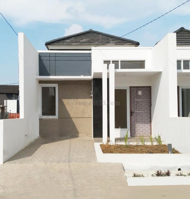 Rumah Baru Minimalis New Graha Cikoneng Bandung Timur Dekat Telkom dan Tol Buah Batu, Bojongsoang, Bandung