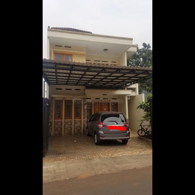 Rumah Cantik 2 Lt Akses JALAN 2 Mobil di Pancoran Barat, Jaksel, Pancoran, Jakarta Selatan