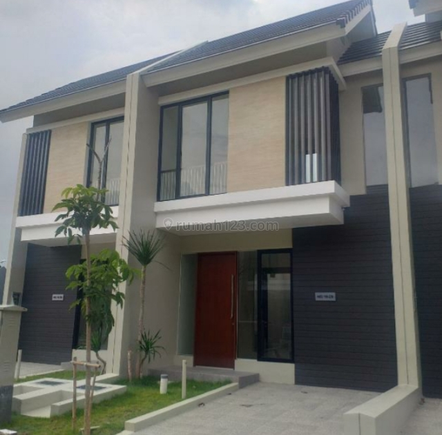 Rumah Citraland 2LT New Minimalis Semi Furnished, Lakarsantri, Surabaya