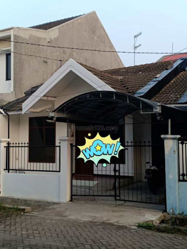 MURAH MASIH BAGUS Rumah Siwalan Kerto Permai (CA 946), Wonocolo, Surabaya