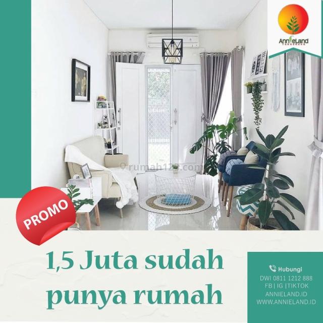 Rumah Subsidi Tangerang Siap Huni, Balaraja, Tangerang
