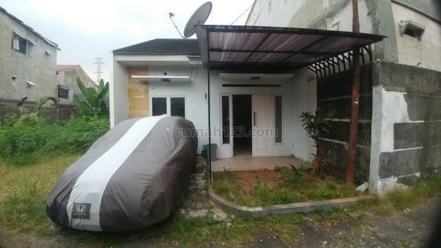 Rumah Murah Cluster Minimalis Jakarta Selatan, Kebagusan, Jakarta Selatan