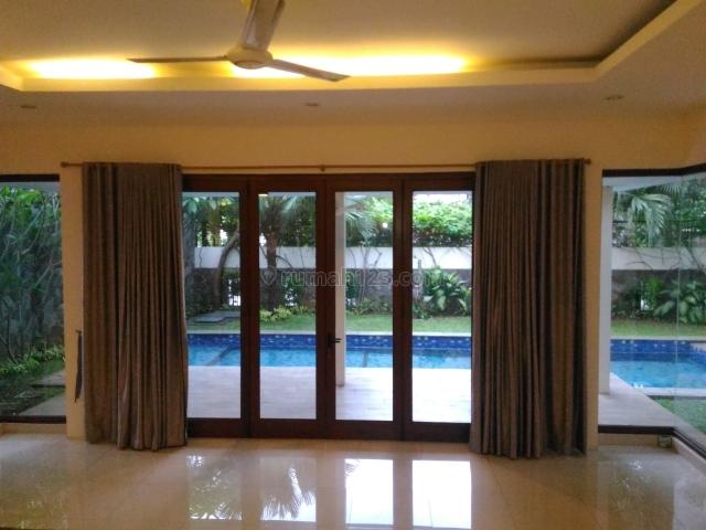 Rumah Siap Huni dlm Townhouse Kenanga Ampera, Ampera, Jakarta Selatan