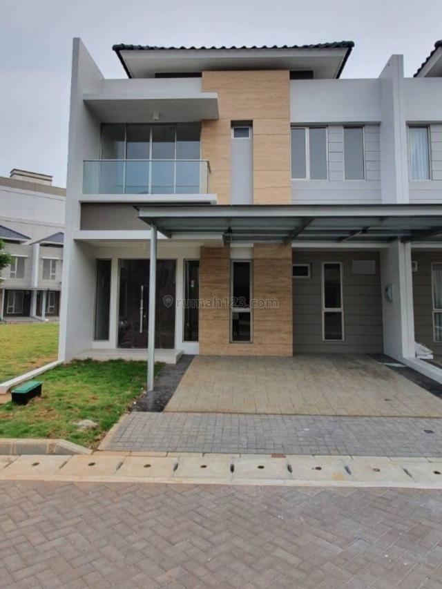 TERMURAH !!! Rumah Baru Golf Island PIK, Pantai Indah Kapuk, Jakarta Utara