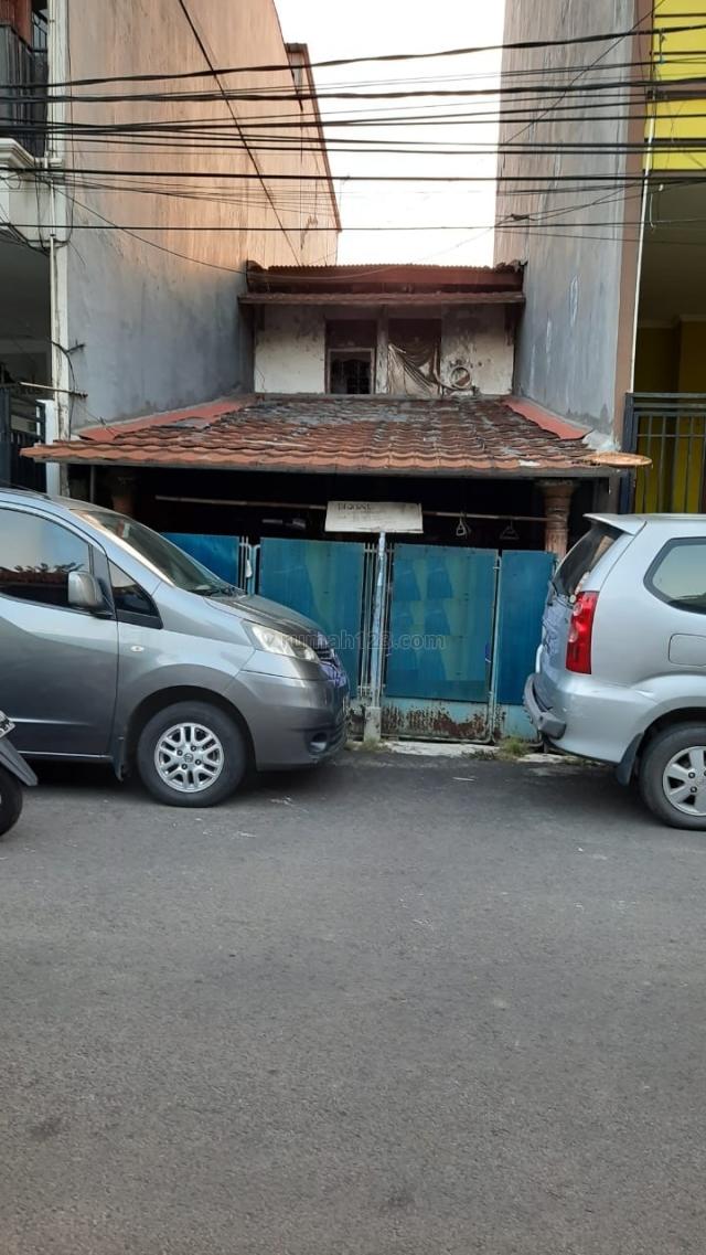 RUMAH STANDARD  SUNTER KARYA UKU 4.5X15 LOKASI STRATEGIS TIMUR JALAN LEBAR NEGO., Sunter, Jakarta Utara