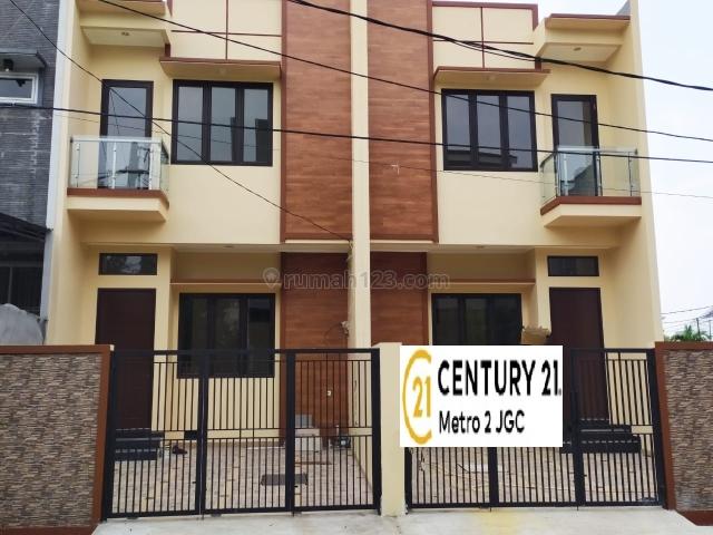 Rumah baru bagus 2unit di Imperial Gading Jakarta Utara, Kelapa Gading, Jakarta Utara