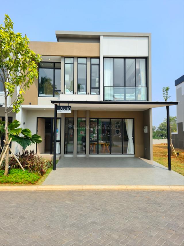 CICIL 8Juta Per BULAN !!! Rumah Milenial PIK2 Ukuran 8 x 10, Pantai Indah Kapuk, Jakarta Utara
