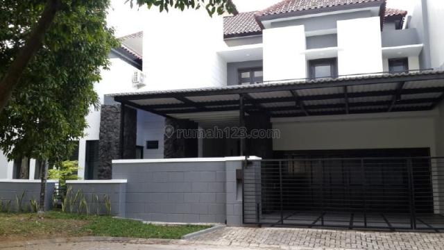 Rumah Puri widya kencana lux mewah , Sambikerep, Surabaya