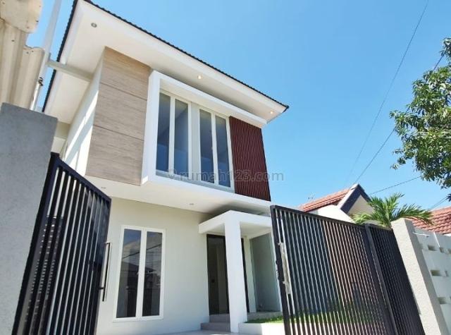 Rumah Baru Gress Minimalis Baruk Surabaya Timur, Rungkut, Surabaya