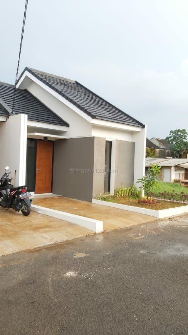 Rumah dijual 1 lantai, 2 kamar hos7117656 | rumah123.com