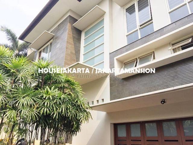 House for Lease nice and modern house at Pondok Indah near to JIS School, Pondok Indah, Jakarta Selatan