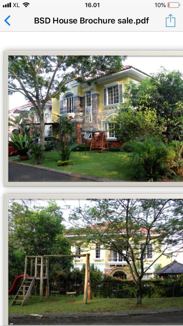 Rumah siap huni the green -yen, BSD The Green, Tangerang