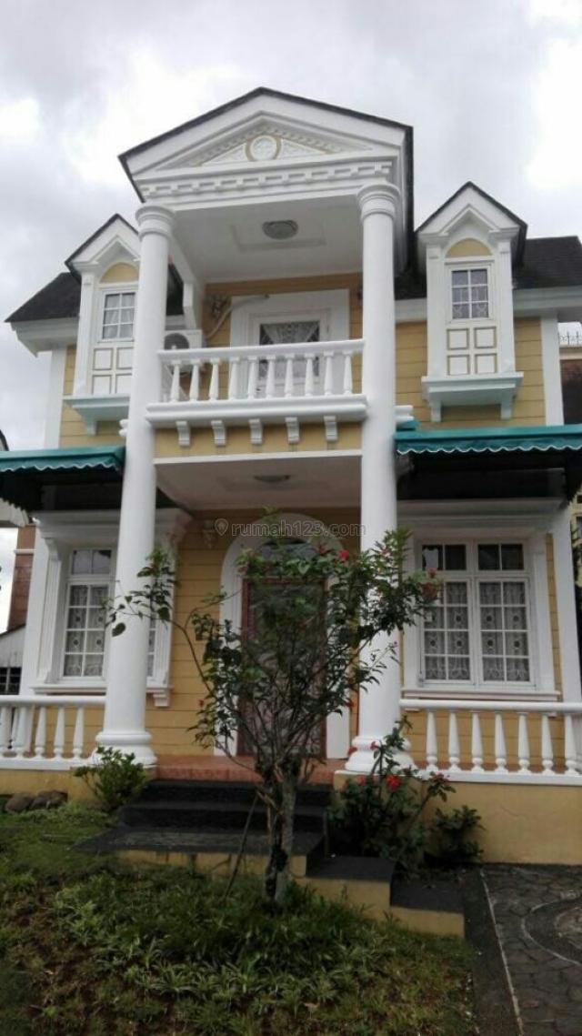 Villa kota bunga cluster orlando, Cipanas, Cianjur