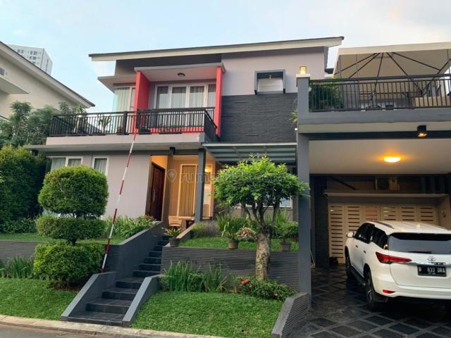 Rumah bagus siap huni the green bsd-yet, BSD The Green, Tangerang