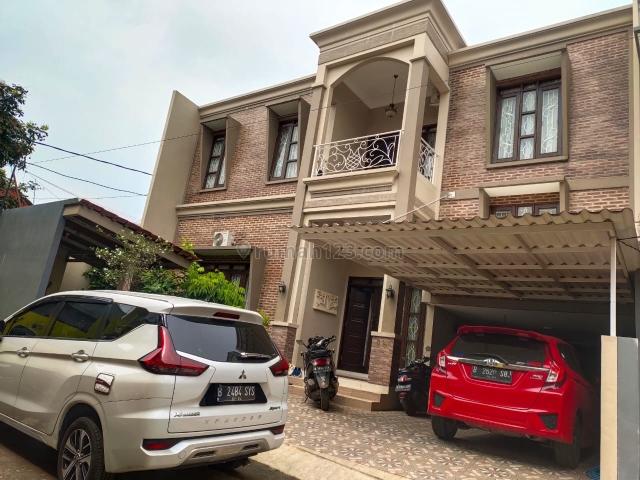 Rumah Mewah dalam Cluster di Jagakarsa Jakarta Selatan, Jagakarsa, Jakarta Selatan