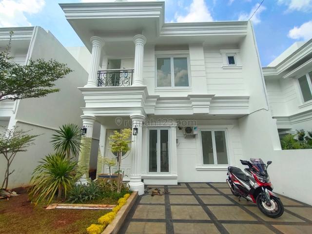 Rumah Cluster Exclusive di Pejaten Barat Pasar Minggu Jakarta Selatan, Pasar Minggu, Jakarta Selatan