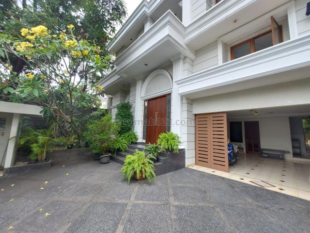Rumah Mewah Harga Gak Mahal, Kemang, Jakarta Selatan