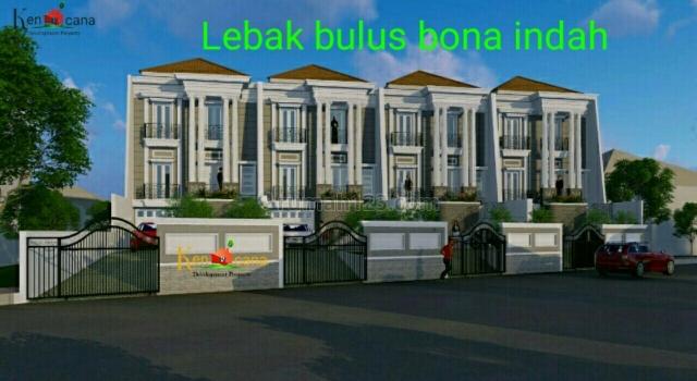 Rumah mewah lokasi emas, Fatmawati, Jakarta Selatan