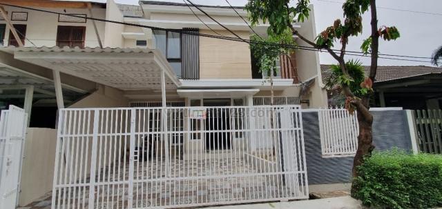 Rumah Baru Renovasi Siap Huni, Bintaro, Jakarta Selatan