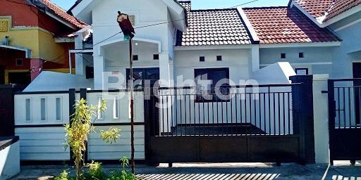 Rumah nyaman, Renovasi baru, Siap Huni, cocok buat keluarga muda, Permata Sukodono Raya, Sukodono, Sidoarjo